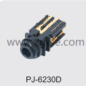 custom-made headphone jack pinout manufactures,PJ-6230D