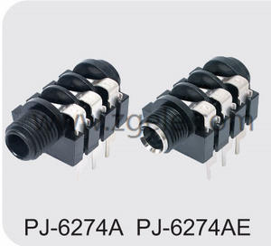 wholesale 6.35 audio jack connection manufactures