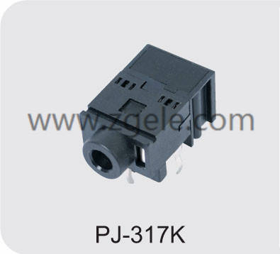 High quality headset connector manufactures,PJ-317K