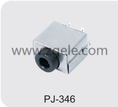 Low price 2.5 mm jack wiring diagram supplier,PJ-346