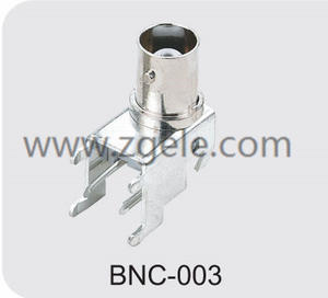 china bnc connector s factory