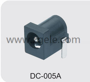 High quality dc connector adapter manufactures