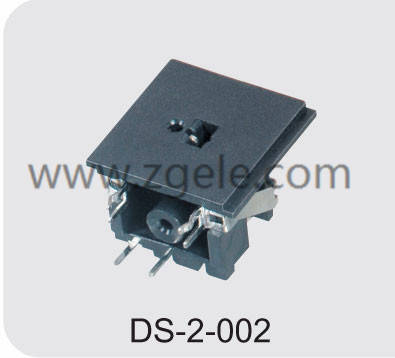 custom-made 2 pin din speaker connector manufactures,DS-2-002