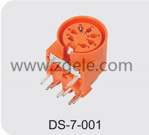 High quality 5 pin din socket supplier