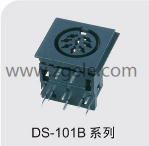 High quality din power connector factory