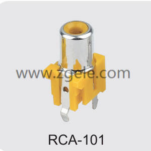 custom-made single rca cable supplier,RCA-101