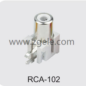 High quality audio jack supplier,RCA-102