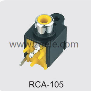High quality rca video cable brands,RCA-105