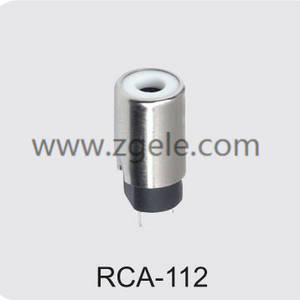 High quality rca cord to aux supplier,RCA-112