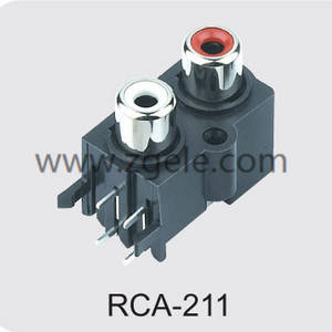 High quality tv jack exportes,RCA-211