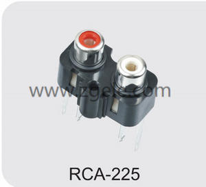 china mini jack to rca cable manufactures
