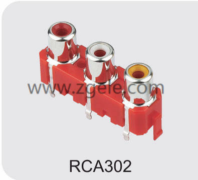 High quality single rca cable supplier,RCA-302