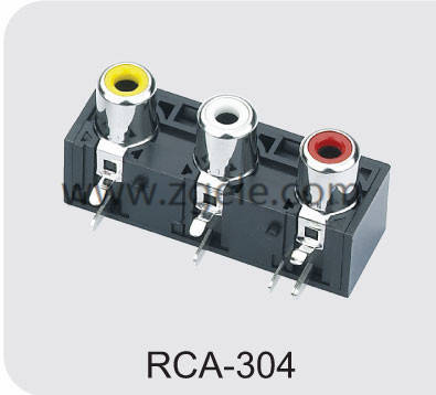 Low price bnc to rca converter,RCA-304