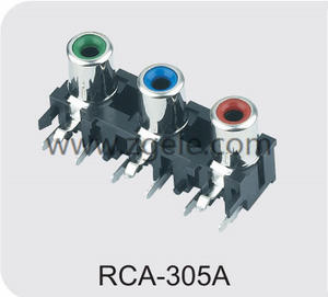 High quality rca audio video cable supplier