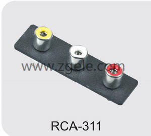High quality bnc to rca adapter factory