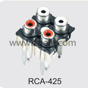 High quality mini jack to rca cable supplier,RCA-425