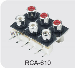 High quality rca to rca audio cable factory