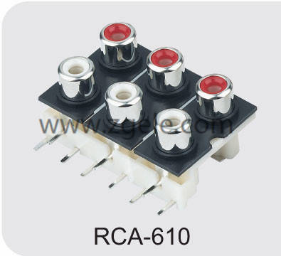 High quality rca to rca audio cable factory,RCA-610