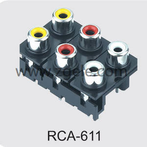 High quality rca cord to aux agency,RCA-611