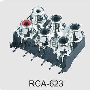 High quality rca speaker connectors supplier,RCA-623