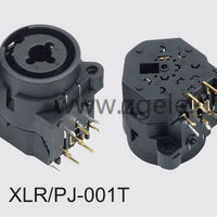 cheap xlr to stereo jack factory,XLR/PJ-001T