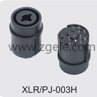High quality CONNON COMBO CONNECTOR factory,XLR-PJ-003H