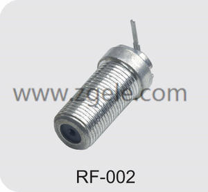 High quality rf connector types supplier