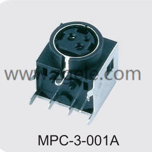 Low price tv audio jack manufactures,MPC-3-001A