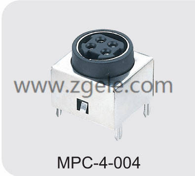 High quality power connector factory,MPC-4-004