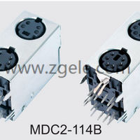 wholesale double min din jack agency,MDC2-114B