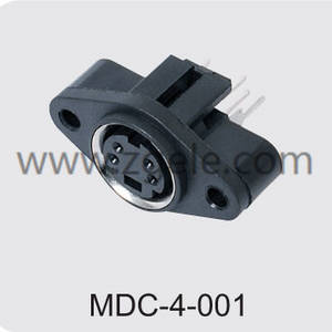 High quality tv audio jack supplier,MDC-4-001