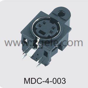 custom-made component av cable exportes,MDC-4-003