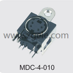 custom-made audio in audio out cable exportes,MDC-4-010