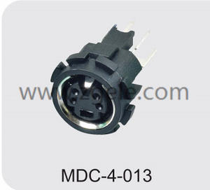 Low price 4 pin round connector supplier