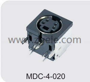 custom-made 6 pin din connector male manufactures