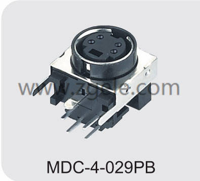 High quality radio connector adapters factory,MDC-4-029PB