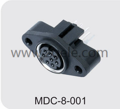 custom-made stereo wire connectors supplier,MDC-8-001