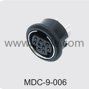 custom-made 9 pin mini din cable agency,MDC-9-006