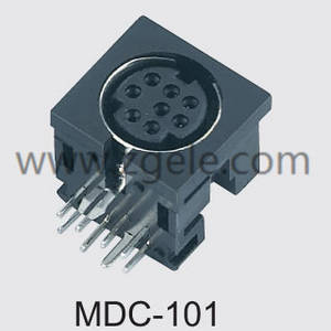 High quality 4 pin din power cable exportes,MDC-101