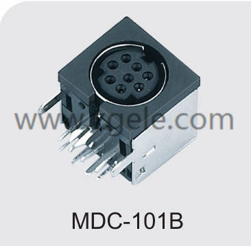 High quality tv connector manufactures,MDC-101B