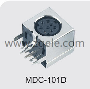 cheap 3 pin din connector supplier