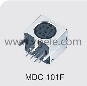 cheap 8 pin mini din connector supplier