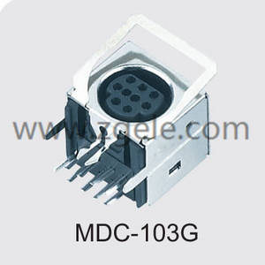 cheap 7 pin connector diagram agency,MDC-103G