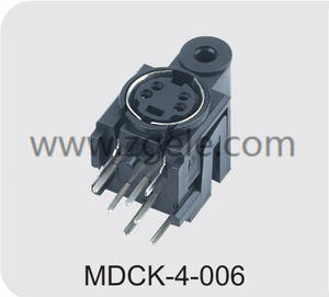 china double min din jack supplier