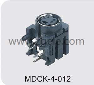 High quality 6 pin din connector male discount