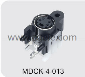 High quality 4 pin round connector supplier