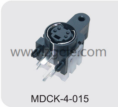 High quality audio cable connectors supplier,MDCK-4-015