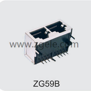 High quality rj45 connector function supplier,ZG59B