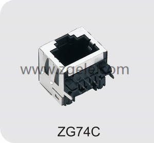 High quality rj45 connector factory
