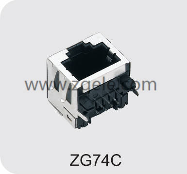High quality rj45 connector factory,ZG74C